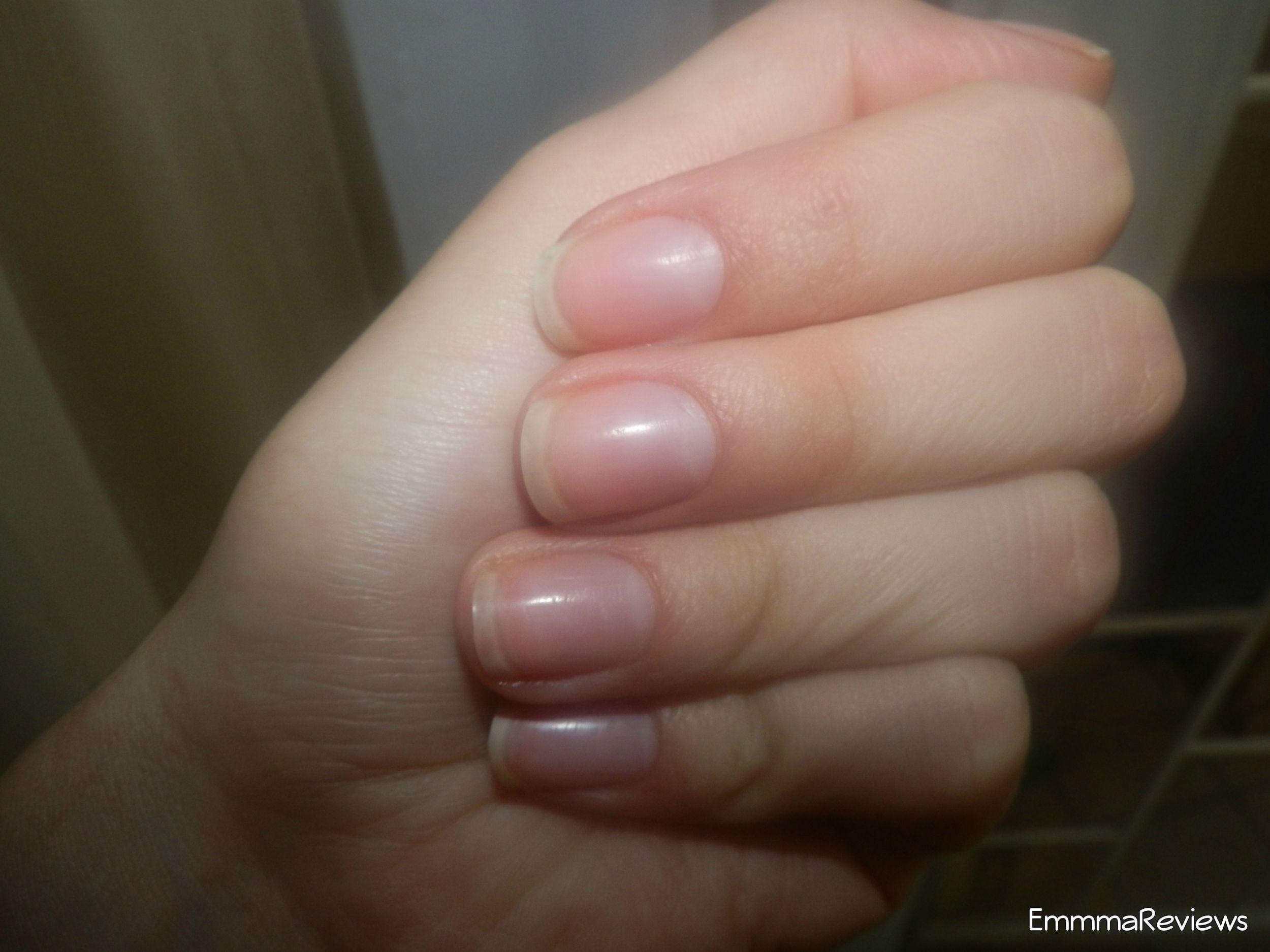 Tratament intarire unghii dupa gel